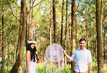 Pre-wedding Photoshoot Sam & Yona by peeheepee