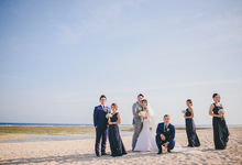 Andy & Vincentia Wedding by Gusde Photography