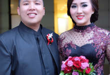 Wedding of Heru and Alviena by Vidi Daniel Makeup Artist managed by Andreas Zhu
