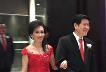 Kowie Ong & Yunita Citra Wedding by Carnation Organizer