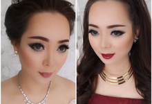 Before after by Patricia Bridal