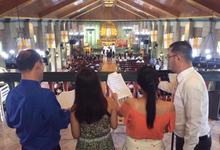 Ceremony: Escobillo-Diaz Nuptials by Perfect Fourth