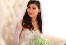 prewedd makeup by Esteem Beauty