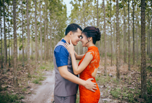 Prewedding Rio & Desi  by BretonBridal &Photography