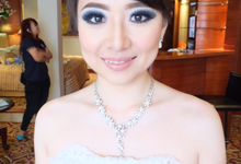 My Bride by Sasa Carella Professional Makeup Artist