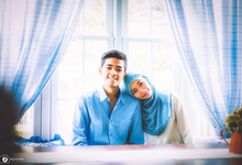 Prewedding Dimas & Shinta by AL_myname Photography