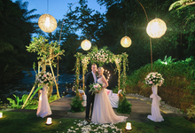 Beautiful Intimate Wedding in Ubud, Bali by AVAVI BALI WEDDINGS