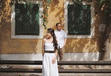 Daniel & Sisca by VICTORIA MAKE UP ARTIST
