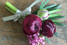 Marsala  by Fairy floral