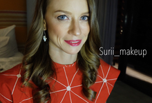 Makeup for commercial shoot hotel & resort by surii makeup artist
