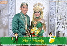 Mei & Wendhy Wedding by Booth of Moments