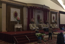Sari & Radi by Naraya Wedding Decoration
