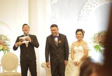 The Wedding of Dimaz & Shally by Elbert Yozar