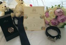 Love of Hengky Stephanie by Serenity wedding organizer