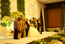 Kynan & Niken's Wedding by The Vida Ballroom