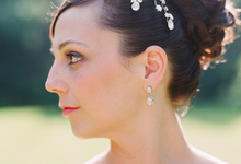 Wedding Updo's by The Backpackingstylist