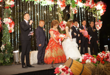 The Wedding of Rendy & Trang by Elbert Yozar