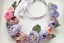 Flower Crowns by Hummingbird Road