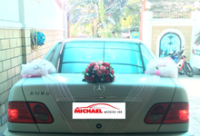 Mercedes Benz New Eyes by Michael Wedding Car