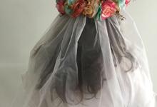 Custom flower crown by Woohoo Party Supplies