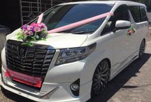 Wedding Puspita and Lukman 14 May 2017 by SENTOSA JAYA VIP WEDDING CARS SURABAYA