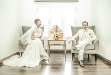 CC&O's Wedding  by Levian Florisen