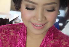 Bridesmaid by jrmakeup_bali