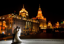 Shanghai Prewedding - Steven & Moon by Gusde Photography