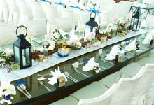 A Nautical Dessert Bar  by Invited