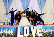 Wedding of Agusman & Veliani by DC Wedding Organizer