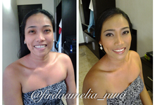 Make Over (Part 1)  by Firda Amelia Makeup Artist