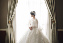 Yanuar & Stephanie Rusli Wedding Day by Yogie Pratama