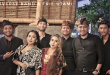 Universe Band with Trie Utami by UNIVERSE BAND