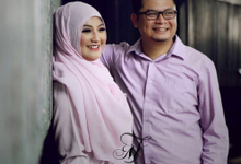 Prewedding Dita dan teguh  by Kim Bridal