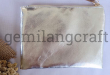 Our brand new zipper pouch by Gemilang Craft
