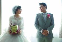 Wedding of Bernady & Merlynda (Grand Hyatt) by Delfi Organizer