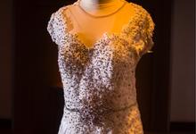 Leo & Manda Wedding  by Sharon Couture House