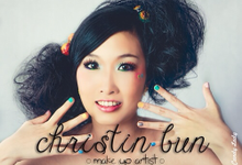 Colorful life by Christin Bun MUA
