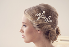 Bridal hair accessories, collection of 2016 by Weddingbliss
