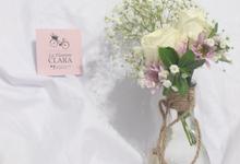 Decoration by La Fleuriste Clara