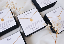 Denis & Eunike's Bridesmaid Gifts by AEROCULATA
