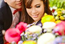 Pre-wedding Ferry & Vania by Areta Kristi Makeup Artist