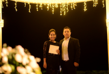 Lina & Jay's Wedding  by Riri Carlotta
