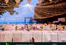 Light Decoration : Fairy Lights Tent by Sound Solution Asia