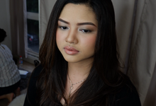 Beauty clean make up for Ms. Desy by Isabellejongmua