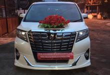 Rental Alphard New White / Putih Tahun 2016/2017 by SENTOSA JAYA VIP WEDDING CARS SURABAYA
