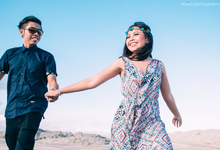 Prewedding Komang + Valla by Astina Photography