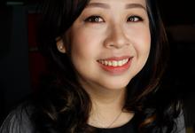 Fresh natural make up for Mrs. Dian K  by Isabellejongmua