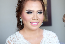 Wedding of Ria by Moza Make Up & Wedding Gallery