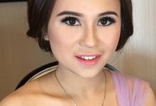 Make up hair do family / bridesmaid by STILETTO PAGAR AYU